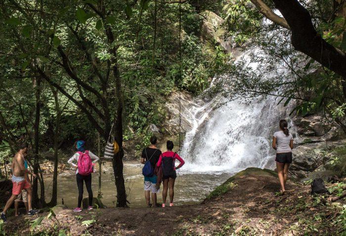 Cascada El Griego