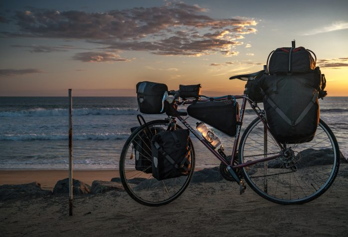 Bicycle Touring - France